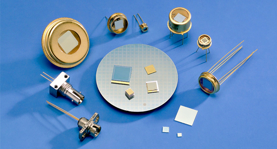 GPD Germanium Photodiode Detectors