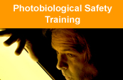Photobiological Safety Training