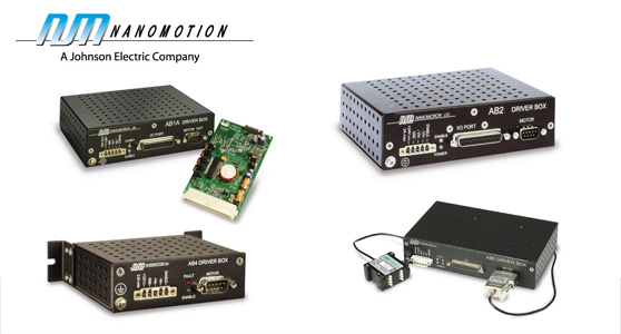 Nanomotion Piezo Nano-Positioning System Controllers