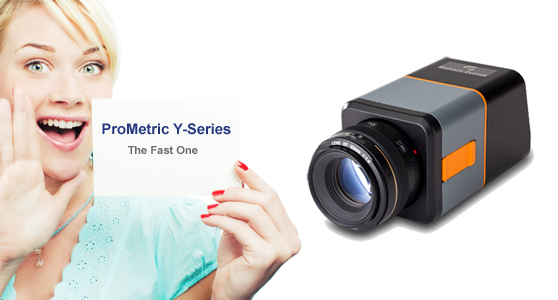 Radiant Vision Systems ProMetric Y-Series Imaging Photometer